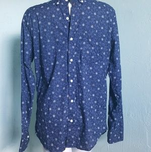 J. Crew Mens Medium Dress Shirt